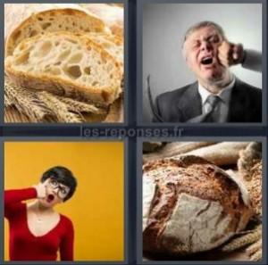 Solution 4 Images 1 Mot Pain Coup De Poing 4 Lettres
