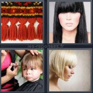 Solution 4 Images 1 Mot Echarpe Brune Coiffeur Blonde 6