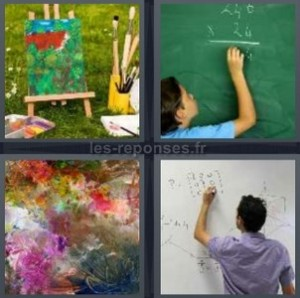 solution 4 images 1 mot toile peinture tableau addition 7 lettres. Black Bedroom Furniture Sets. Home Design Ideas