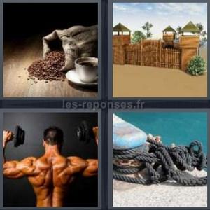 Solutions de jeu 4 <b>images</b> 1 <b>mot</b>