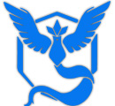 équipe bleue pokemon go