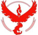 equipe rouge pokemon go