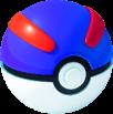 super ball pokemon go
