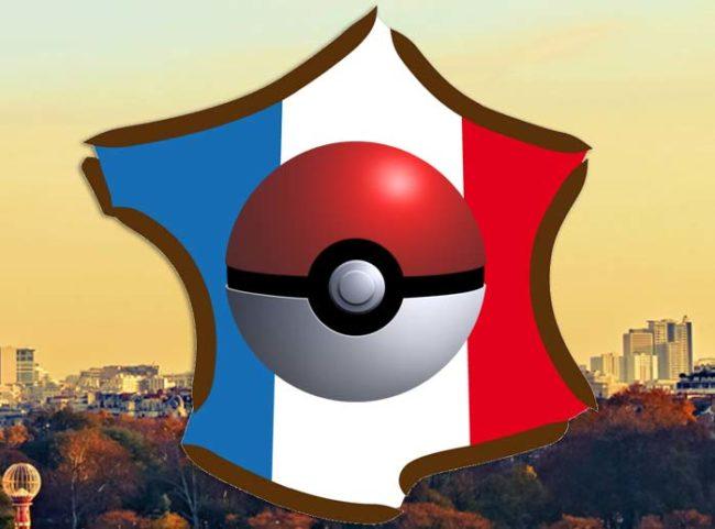 spot pokemon go en France