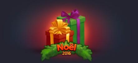 Noel 2016 énigmùe journalière de 4 Images 1 Mot