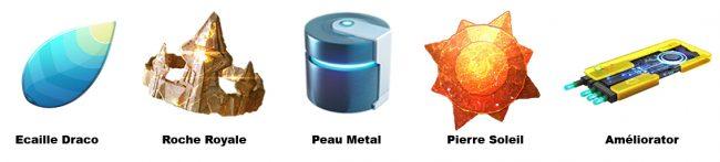 objet evolution pokemon go