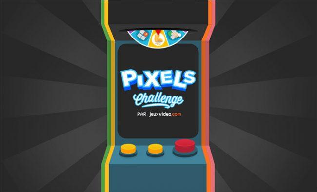 solutions Pixels Challenge