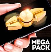 fidget à main megapack android