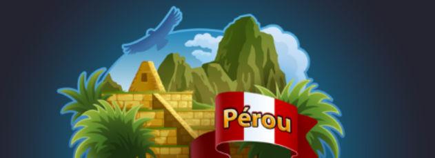 réponses de 4 images 1 mot Pérou