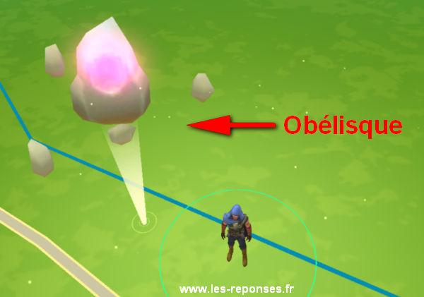 obélisque draconius go