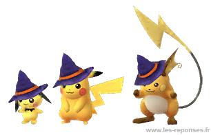 pikachu halloween 2017 pokemon go