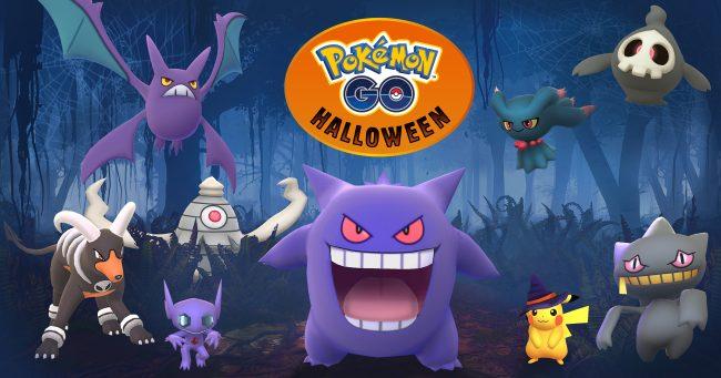 halloween 2017 pokemon go