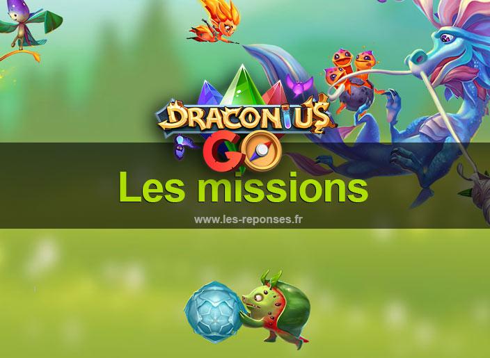 mission draconius go