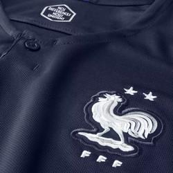 maillot france 2 etoiles coupe du monde