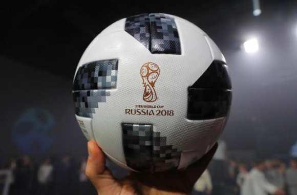 acheter le ballon du mondial 2018 (football)