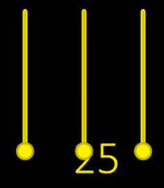 niveau 25 yellow