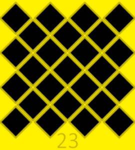 niveau 23 yellow