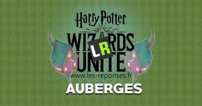 tuto auberges wizards unite
