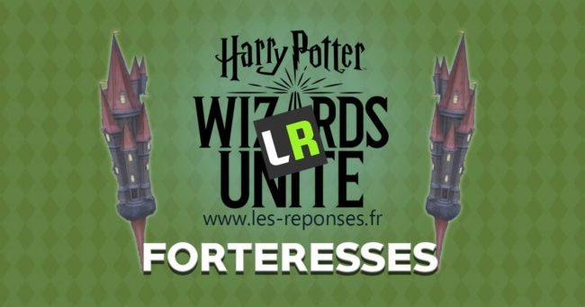 tuto forteresses wizards unite