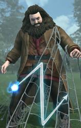 retrouvable Hagrid Harry Potter