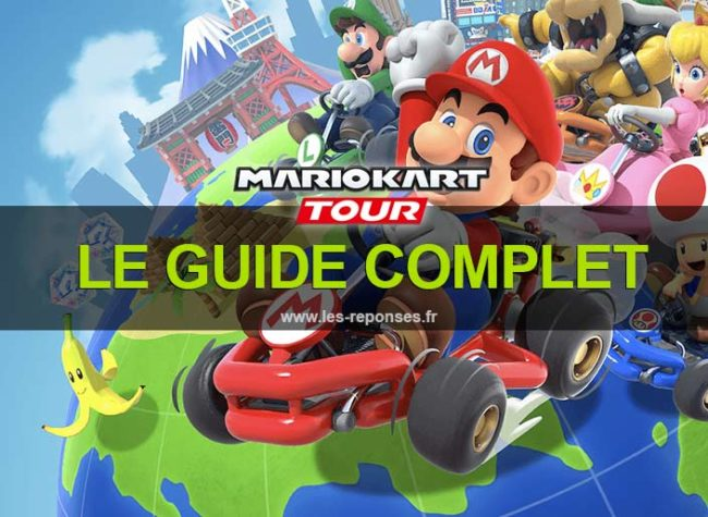 guide complet mario kart tour