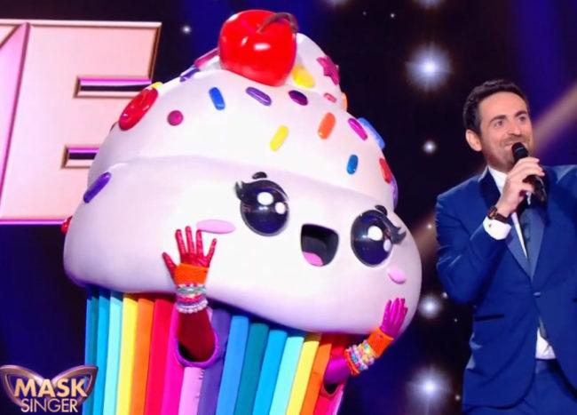 cupcake mask singer