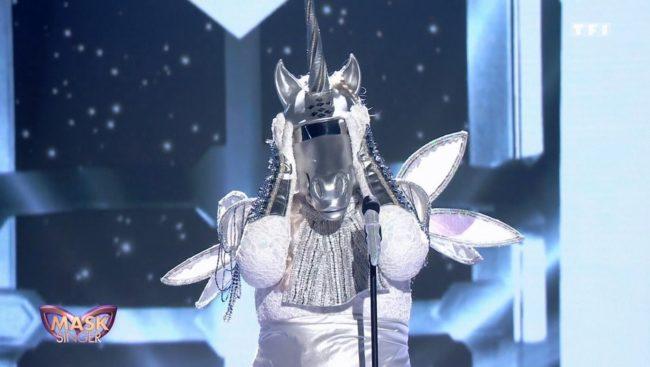 licorne mask singer