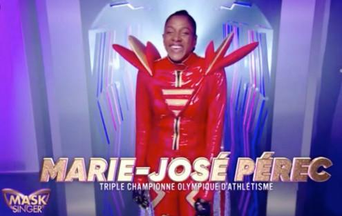 panthere mask singer marie josé perec
