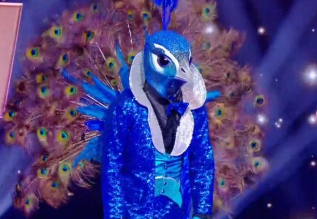 paon mask singer