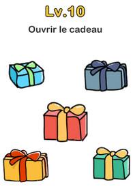 brain out niveau 10 noel cadeaux
