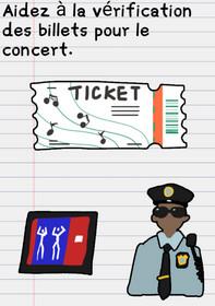 solution stumpe me verification billet concert