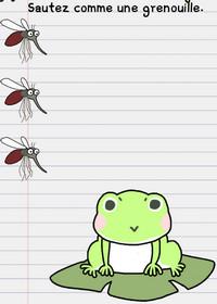 stump me niveau 113 grenouille moustique