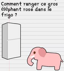 solution stump me frigo elephant niveau 18