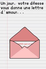 stump me lettre d'amour niveau 65