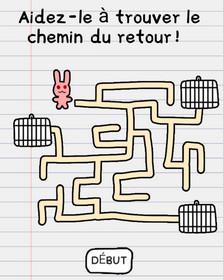 niveau 86 stump me labyrinthe