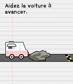 stump me solution niveau 92 voiture route