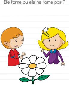 solution brain test niveau 166 fleur couple