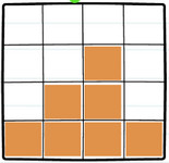 solution grille niveau 170 brain test