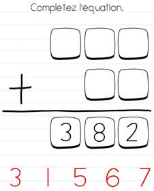 brain test niveau 186 équation