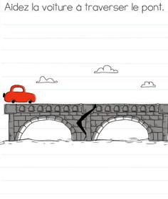 brain test voiture pont niveau 31