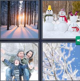 Solution 4 Images 1 Mot 21 Decembre 2020 Enigme Journaliere Noel