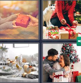 Solution 4 Images 1 Mot 9 Decembre 2020 Enigme Journaliere Noel