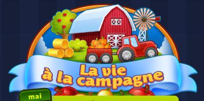 solutions la vie à la campagne mai 2021 thème 4 images 1 mot