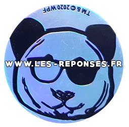 kini 16 série 3 streetstyle panda