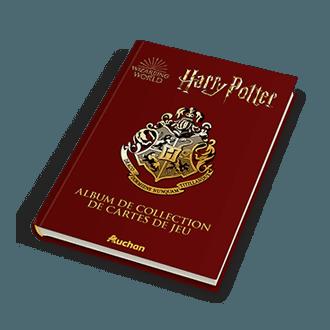 album harry potter auchan 2021